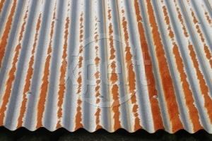 Corrugated metal roofs can create great patio covers.