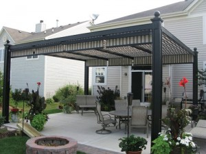 This Is One Of The Hybrids Mentioned That Has Both Retractable Awning Members And Acts As