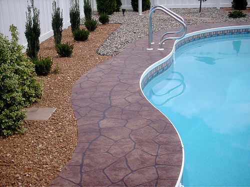 Pool Landscape Ideas garden design with view the poollandscaping photo collection on home ideas with landscaping from realestate Swimming Pool Landscaping