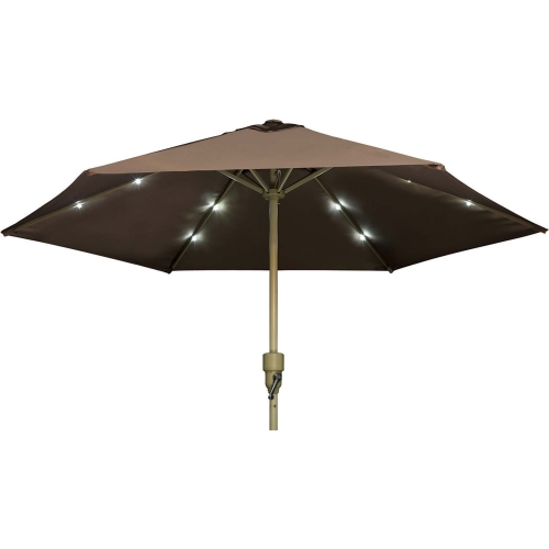 Patio Umbrella Cover Deals In-Store at Brookstone | ShopLocal
