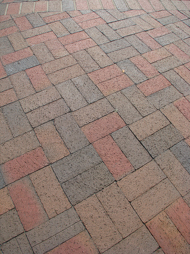Basket Weave Pattern Paving : Patio paver designs pavers