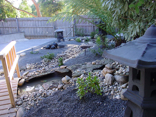 Backyard landscaping ideas backyard landscaping patio for Backyard japanese garden ideas