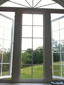 sunroom window