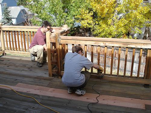 Deck Railing Designs | Deck Railing Ideas | Deck Railings | Patio ...