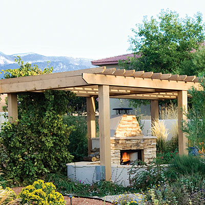 Outdoor Patio Ideas | Patio Ideas | Patio Covers Place on Southwest Backyard Ideas id=43091
